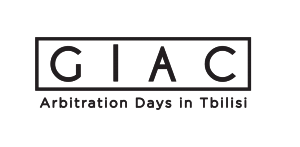 GIAC - Arbitration Days in Tbilisi 2017